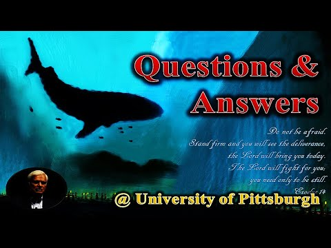 RZIM:Open Forum, Questions and Answers – by Ravi Zacharias @ University of Pittsburgh
