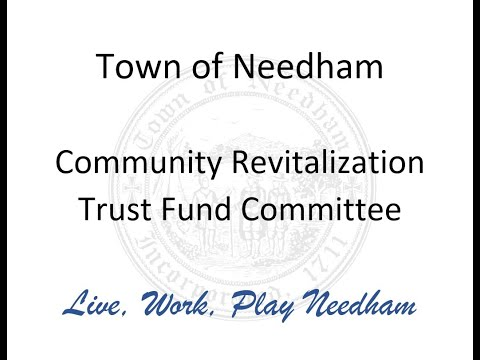 Community Revitalization Trust Fund Committee 12/09/2020