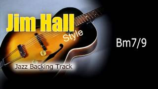Jazz Jim Hall Style Guitar Backing Track 76 Bpm Highest Quality