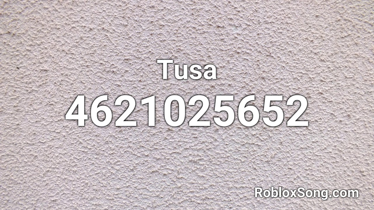 Tusa Roblox Id Roblox Music Code Youtube