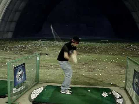 My Real Golf Swing (with 7iron)