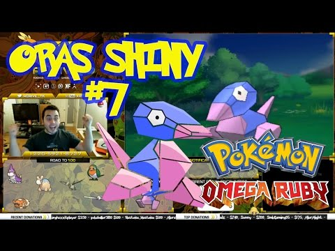 how to catch porygon in alpha sapphire