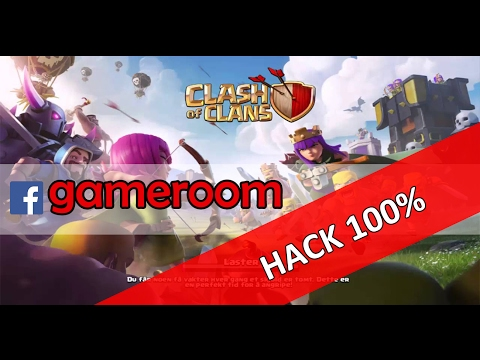 Clash Of Clans Hack 2017 FACEBOOK GAMEROOM