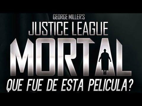 Justice League Mortal ¿Por que nunca se estreno ? Y el documental?