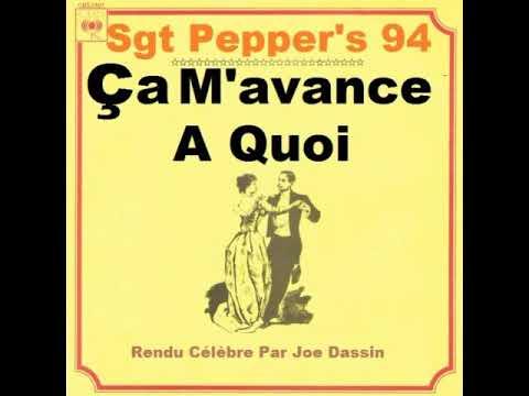 Ça M'avance A Quoi Sgt Pepper's 94 (Cover)