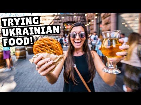 UKRAINIAN FOOD IS...(secret