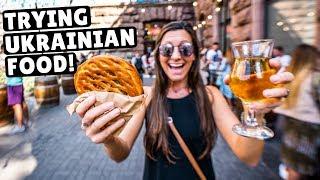 UKRAINIAN FOOD IS...(secret underground restaurant)
