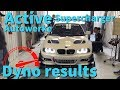 We Dyno the AA supercharged E46 330ci+final review