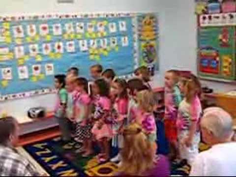 Reek Elementary School -- Kindergarten -- Herbie