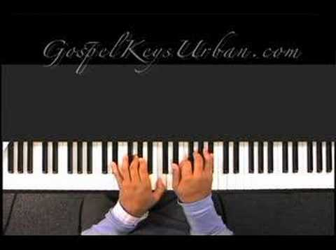 GospelKeysUrban.com-Explore Advanced Two Hand Chord Voicings - YouTube