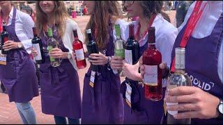 Valladolid promociona 'Plaza Mayor del Vino'