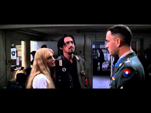 Forrest Gump - Black Panther party