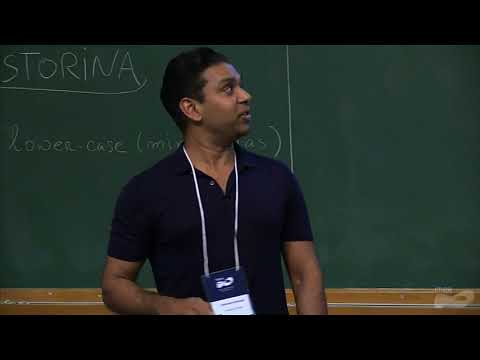 Research in Options 2017 - Sebastian Jaimungal - Part 1