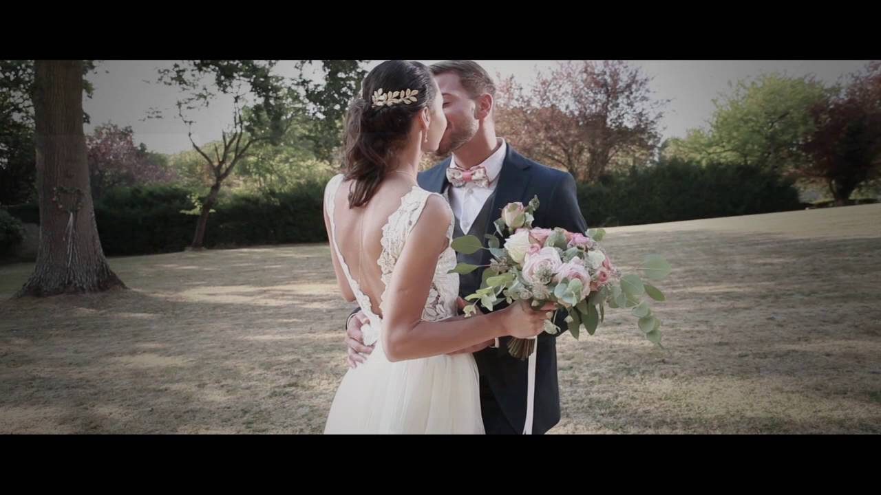 Shooting d\'inspiration mariage - Garden Party Chic - YouTube