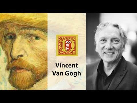 Vincent van Gogh's Works Get Digital Revival - Interview by Massimo Gava
