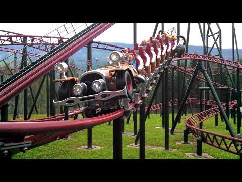 Il Tempo Extra Gigante off-ride HD Hunderfossen Familiepark