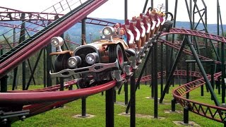 Il Tempo Extra Gigante off-ride HD Hunderfossen Familiepark