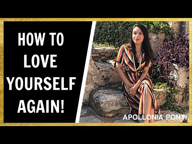 How To Love Yourself Again | 5 Powerful & Motivating Tips!