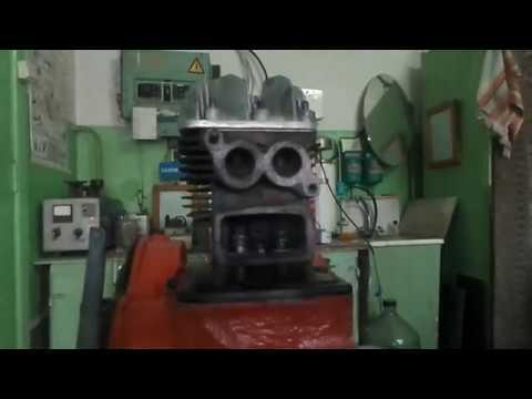 Восстановление (ремонт, реставрация) двигателя  УД-1М1 часть вторая