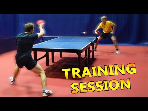 Table Tennis Training I Pongfinity