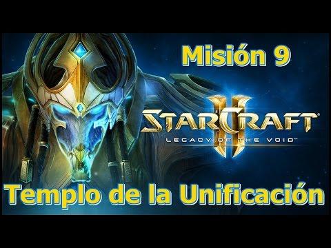 Starcraft 2 - Legacy Of The Void - Misión 9 - Templo de la Unificación