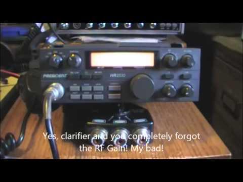 President Hr2510 Youtube. President Hr2510. Wiring. Hr2510 Radio Cb Mic Wiring At Scoala.co