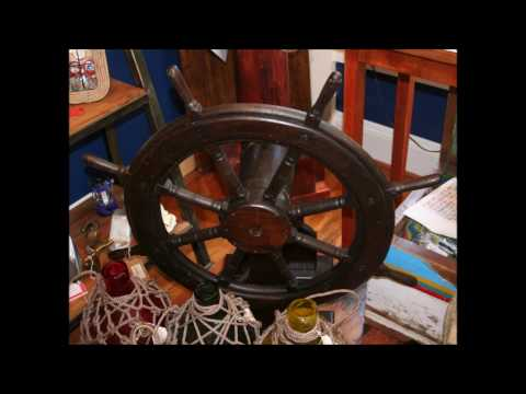 Antique Ship Wheels In Annapolis