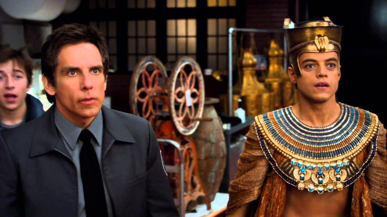 la nuit au musée le secret des pharaons vf