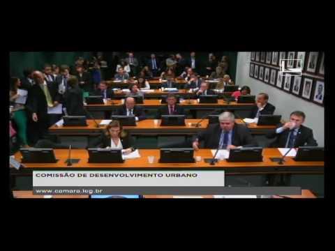 DESENVOLVIMENTO URBANO - Reunião Deliberativa - 02/08/2016 - 10:37