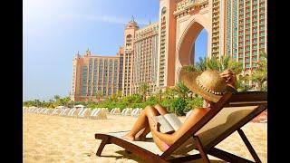 ATLANTIS THE PALM 5 Атлантис Зе Палм ОАЭ Дубаи обзор отеля аквапарк территория пляж