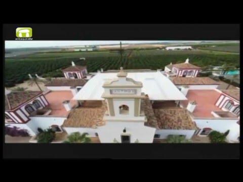 Sobrevolamos la ciudad de Antequera en un dron, por Juan Bernal