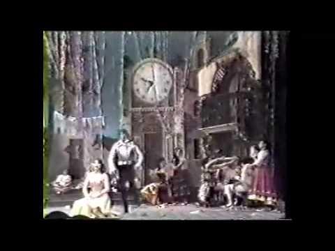 """Neil Rosenshein and Maria Ewing Sing """"Le conquérant dit á la jeune Indienne"""" from La Périchole"""