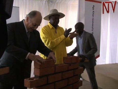 Aga Khan to build ultra-modern hospital in Kampala