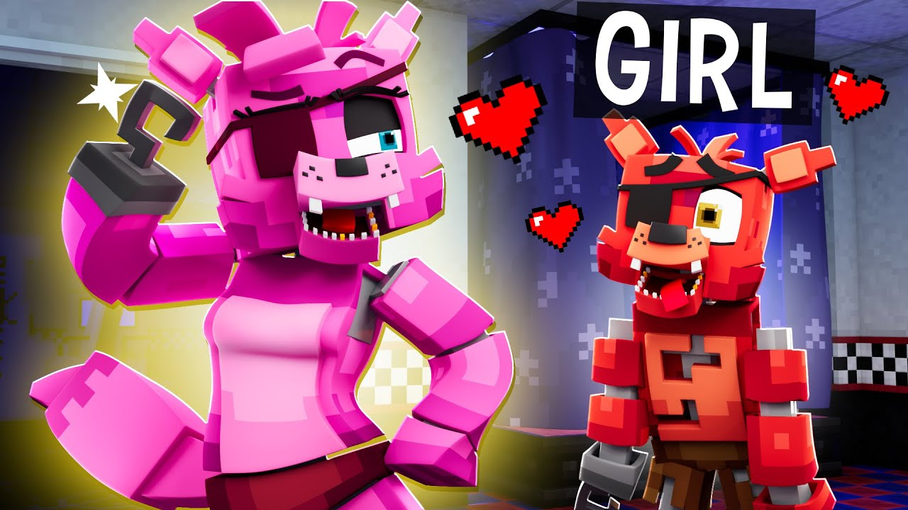 Download FOXY is a GIRL?! - Animation