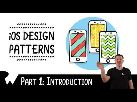 iOS Design Patterns - Introduction Design Patterns - raywend