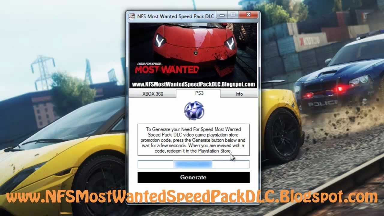 How To Get Need For Speed Most Wanted Speed Pack Dlc Game Crack