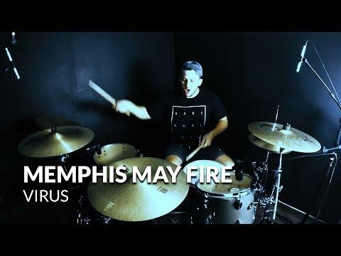 Memphis May Fire - Virus - Drum Cover