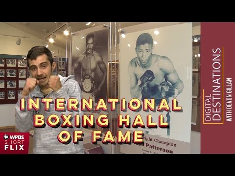 international-boxing-hall-of-fame,-canastota,-new-york