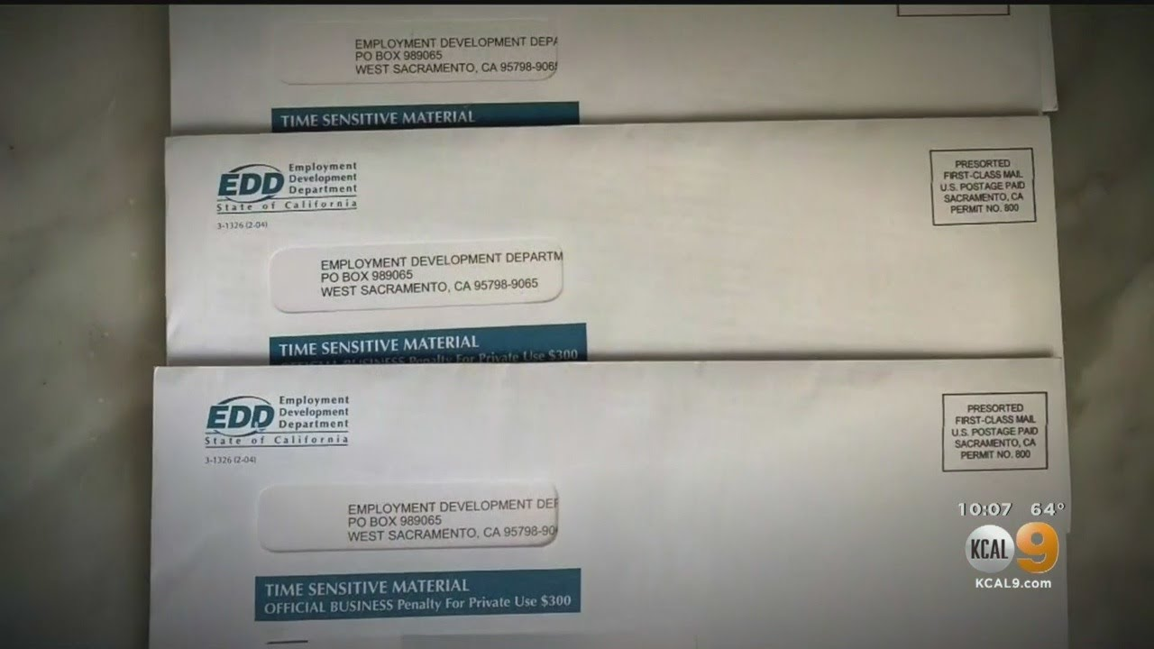 State Senator Calls For Audit Of EDD After Hundreds Of Letters Arrive At Riverside Home Addressed To