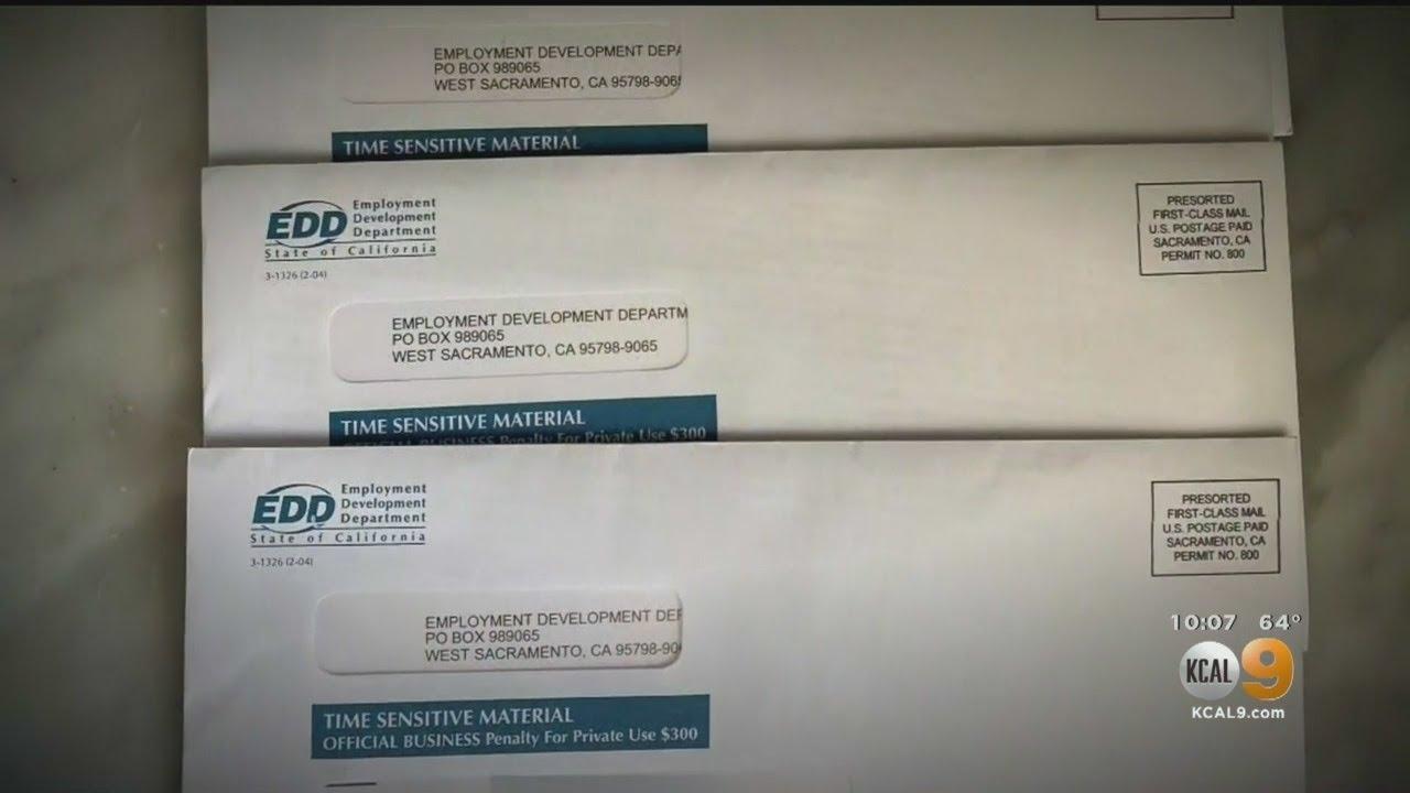 State Senator Calls For Audit Of EDD After Hundreds Of Letters Arrive At Riverside Home Addressed To