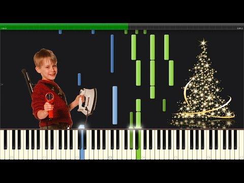 Home Alone - Christmas Melody | Piano Turorial