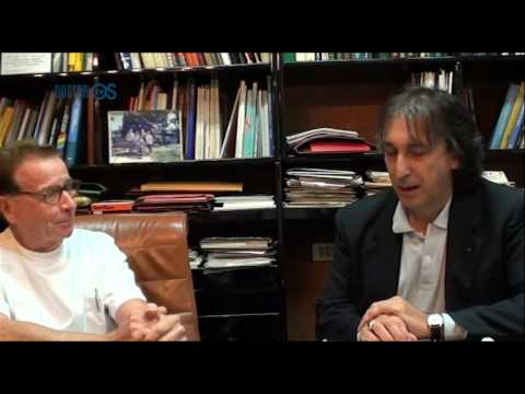 Paolo Zampetti intervista Damaso Caprioglio