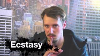 Ecstasy: Alligatoah im Wortspiel!