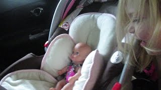 CAR SEATS IN & WERE ALL READY FOR BABY!│9•28•14 DAILY VLOG
