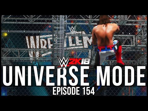 WWE 2K18 | Universe Mode - WRESTLEMANIA!' (PART 4/5) | #154