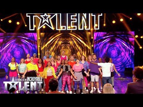 Semi Final - BLOOM GOSPEL CHOIR - France's Got Talent