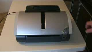 Canon i860 Color Printer not powering on. Try this before you trash your printer.