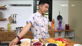 eKitchen Manggo Yoghurt Fruit Salad