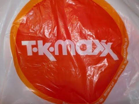TK Maxx [Haul]