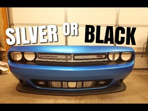Challenger grill inserts | How to remove grill badges